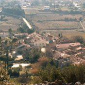 terroir du Languedoc Roussillon Montpeyroux