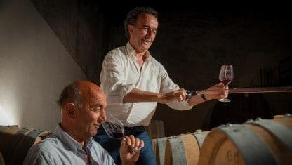terroir du Languedoc Roussillon Sommières