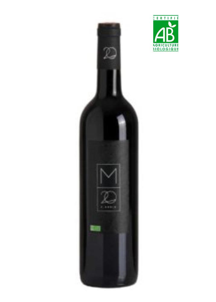 M Rouge 20 C.BODIN - AOP Languedoc