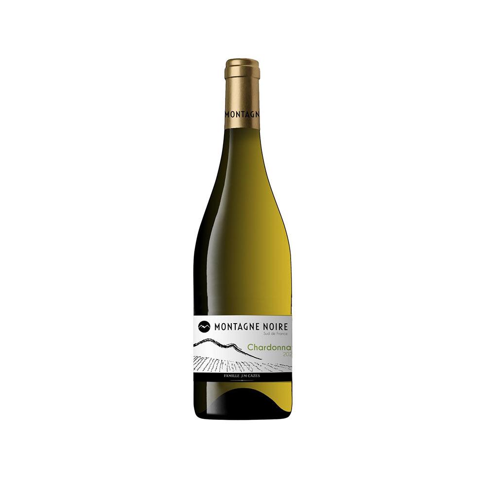 Montagne Noire Chardonnay - JM CAZES - IGP Pays d'Oc