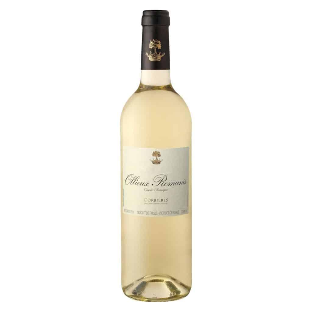 Cuvée Classique blanc Ollieux Romanis - AOP Corbières