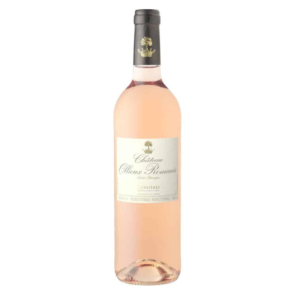 Cuvée Classique rosé Ollieux Romanis - AOP Corbières