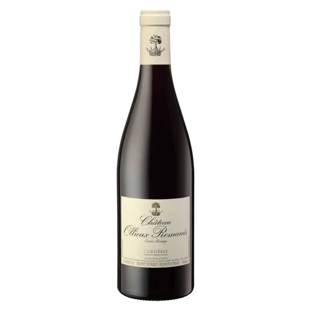 Magnum cuvée Prestige rouge Ollieux Romanis - AOP Corbières Boutenac