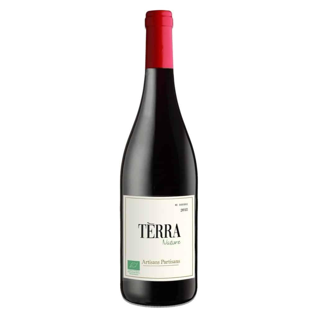 Terra Rouge Pierre Bories - AOP Corbières