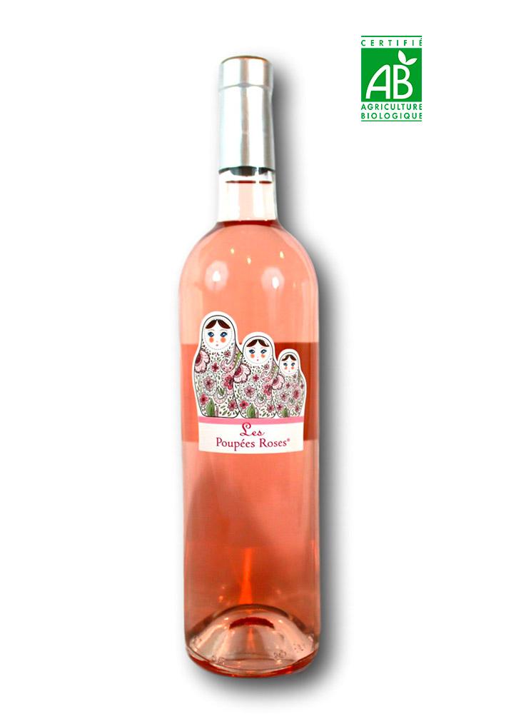 Magnum Les Poupées Rosés Bébian -IGP Pays d'Oc
