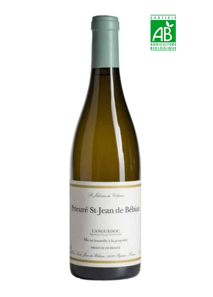 Prieuré Saint-Jean de Bébian Blanc -  AOP Languedoc