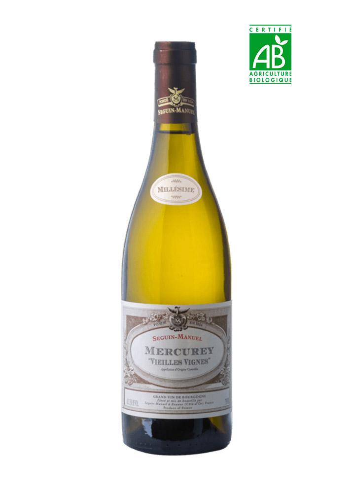Vieilles Vignes Blanc Seguin Manuel -AOC Puligny-Montrachet