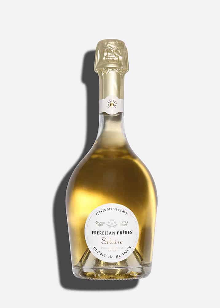 Solaire Blanc de Blancs Grand Cru - Frerejean Frères - AOP Champagne
