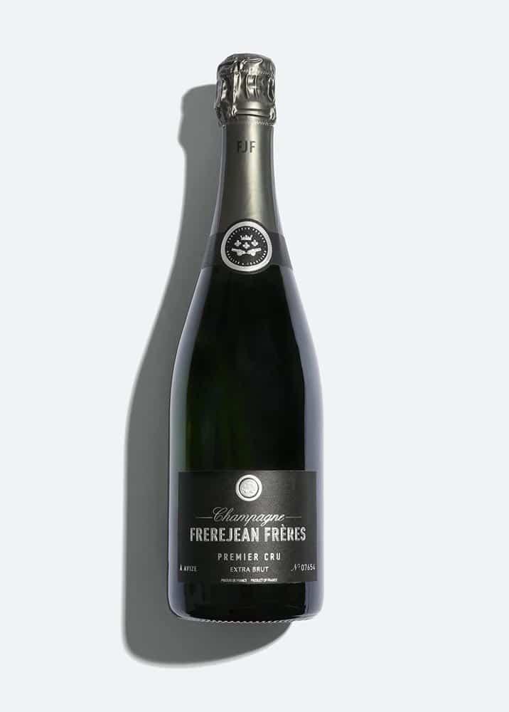Extra Brut Premier Cru Frerejean Frères- AOP Champagne