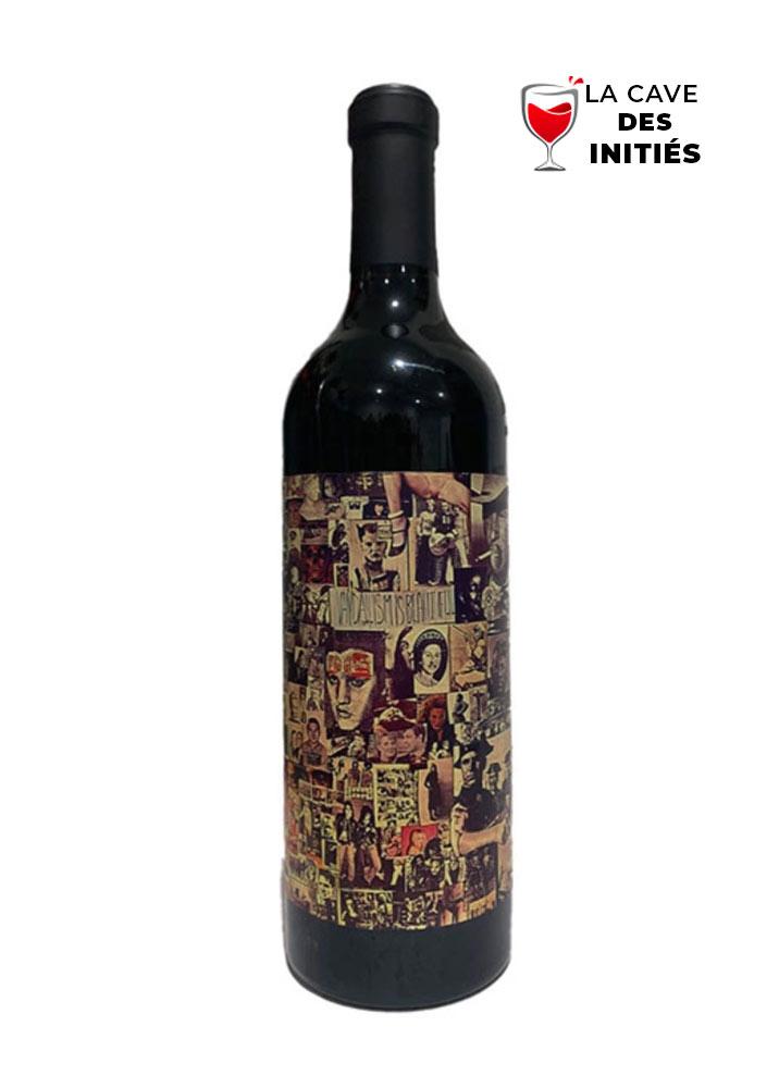 Abstract - Orin Swift - Vin Californien