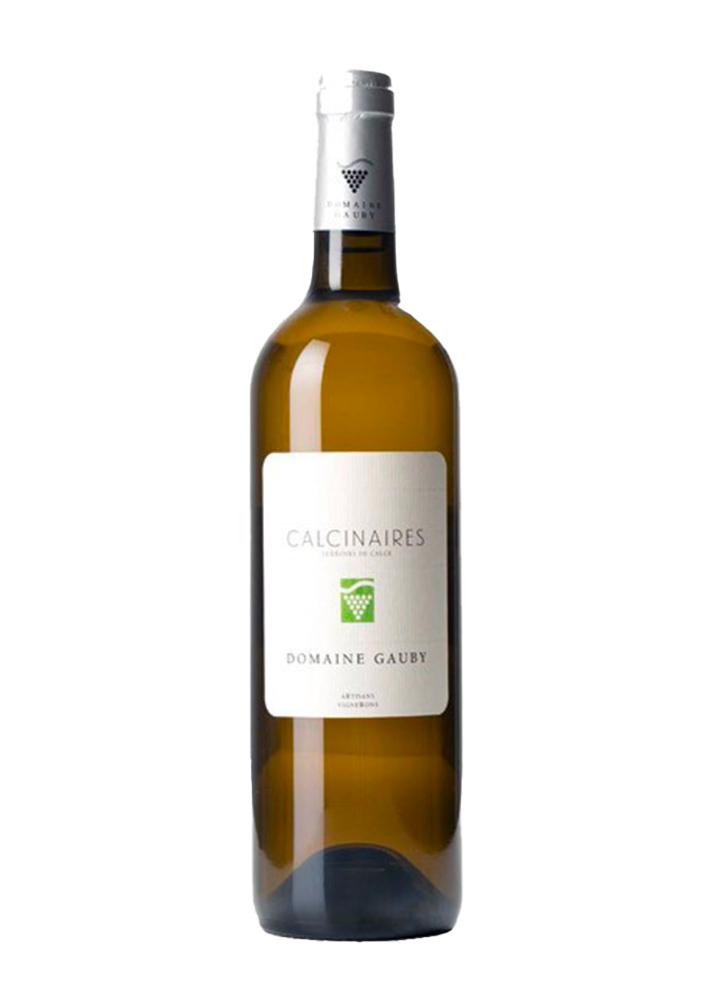 Blanc les Calcinaires - Domaine Gauby - IGP Côtes Catalanes