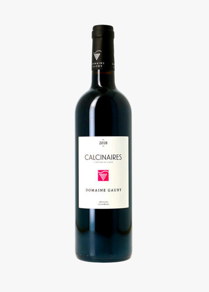 Rouge les Calcinaires - Domaine Gauby - IGP Côtes Catalanes