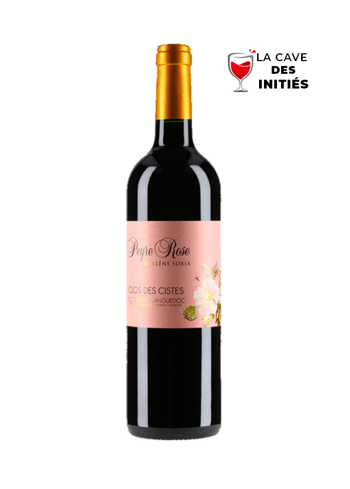 Clos des Cistes 2010 - Domaine Peyre Rose - Vin de France