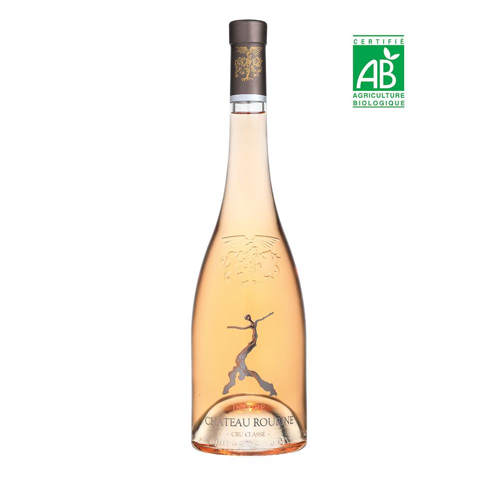 Inspire Rose - Château Roubine - Cru Classé AOP Côtes de Provence