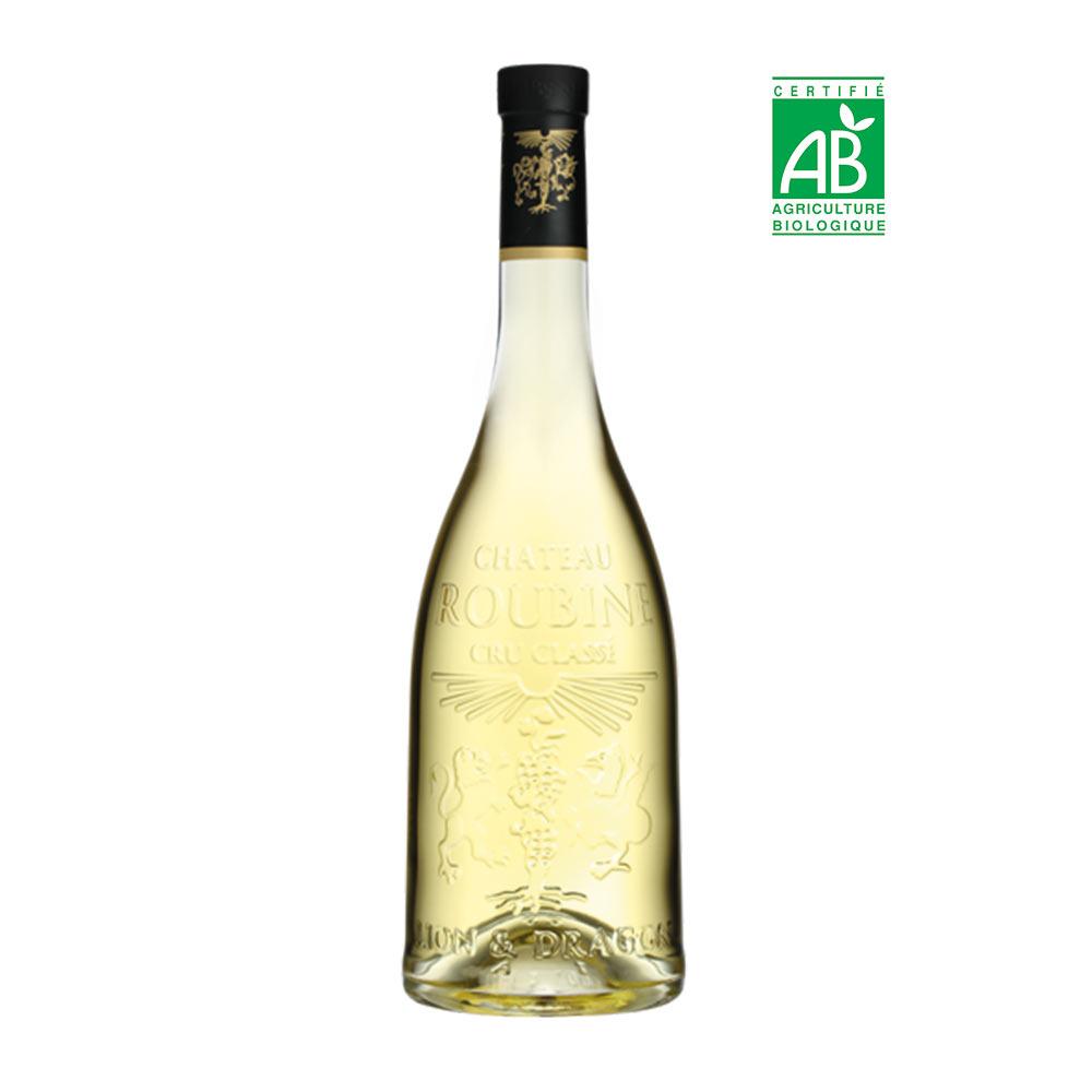 Lion & Dragon Le blanc - Château Roubine - Cru Classé AOP Côtes de Provence