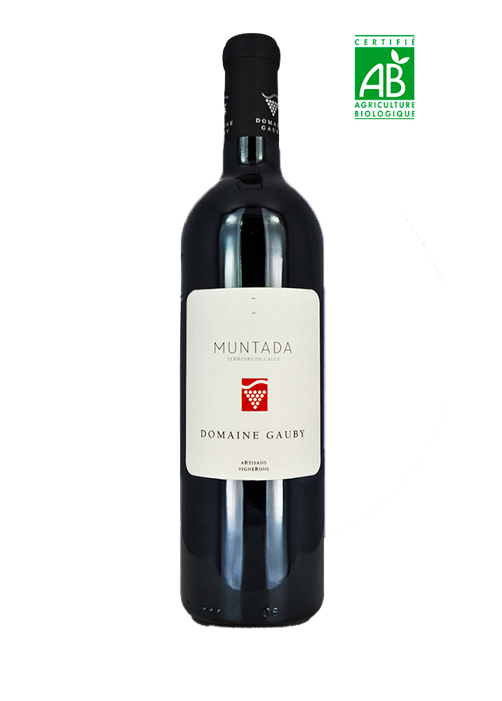 Rouge Muntada - Domaine Gauby - IGP Côtes Catalanes