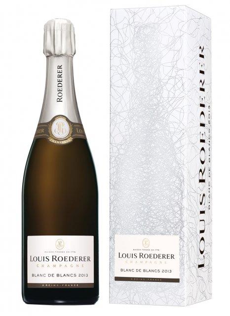 Brut Blanc de Blancs 2014 - LOUIS ROEDERER - AOP Champagne - Dans son étui